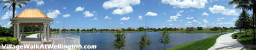 Enjoy the lifestyle of sunny South Florida at Wellington's top-notch VillageWalk community.